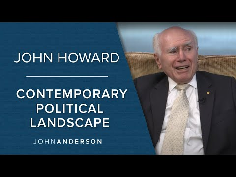 Conversations with John Anderson: Featuring John Howard