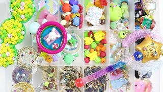 2017 Polymer Clay/Resin Craft DIY Charm Collection (updated)