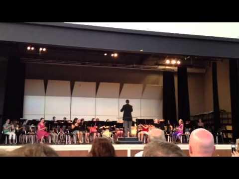 6th Grade Band Drexler Middle School