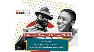 BlackOut Series Interviews Bohemian Thanni