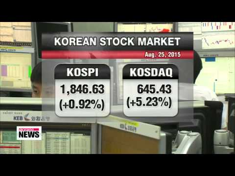 China′s stock shock continues, while local market saw rebound 중국 증시 또 폭락,... 국