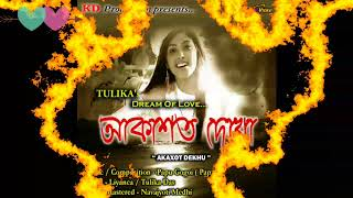 Tulika's Dream of Love || Karaoke Track || Tulika Das || Assamese & Hindi