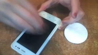 как удалить царапины с экрана телефона в домашних условиях(, 2015-12-10T09:54:18.000Z)
