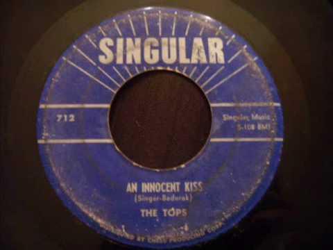 Tops - One Little Kiss- Classic Philly Doo Wop Ballad
