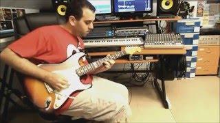 Jazz Jackrabbit guitar remix - Lab Rat!