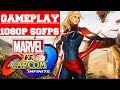Marvel vs Capcom Infinite Deluxe Edition Gameplay (PC)