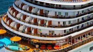 The Ship's Biggest Balcony Costs $600 Per Night