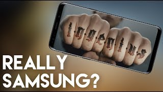 Apple Sheep Rants about Samsung's
