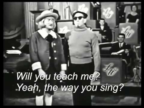 Mr Bass Man W Lyrics Larry Hooper, Kenny Trimble