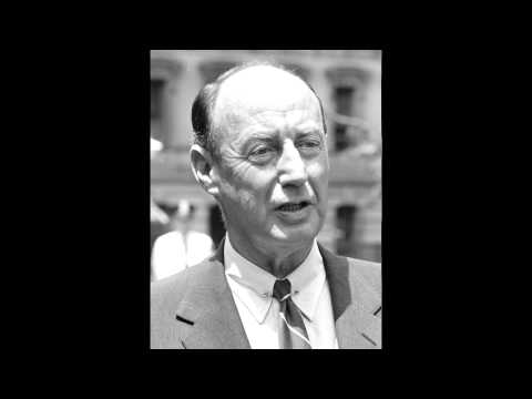 Adlai Stevenson     Democratic Presidential Nominee Acceptance Address