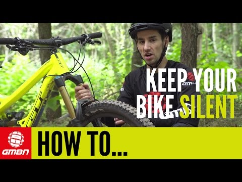 How To Keep Your Bike Smooth - Silence Those Annoying Creaks!