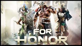 Livestream de Dimineata : For Honor