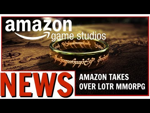 Amazon Game Studios Takes Over Lord of the Rings MMORPG Development