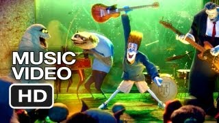 Hotel Transylvania Music Video - Problem Remix (2012) - Adam Sandler Animated Movie HD