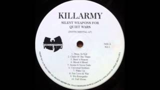 Killarmy - Full Moon (Instrumental)