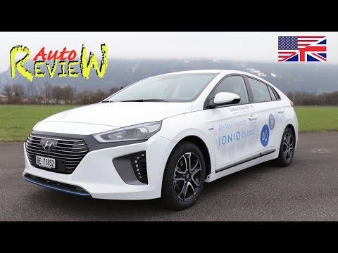 2017 Hyundai Ioniq Hybrid Launch | AutoReview | Switzerland | Episode 91 [ENG]