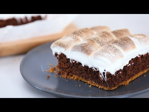 S'mores Brownies Recipe   Yummy Ph