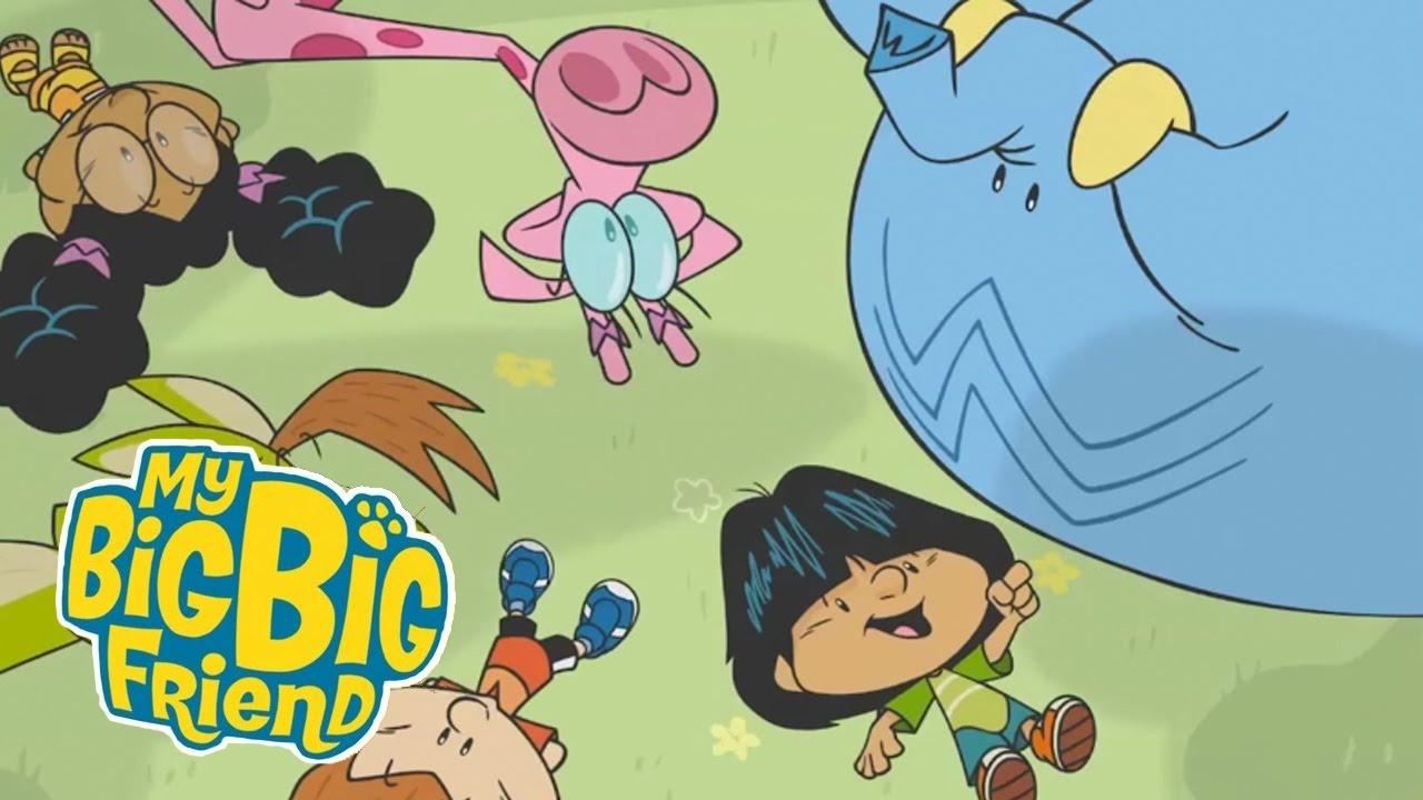 my big big friend full episodes season 1 compilation cartoons