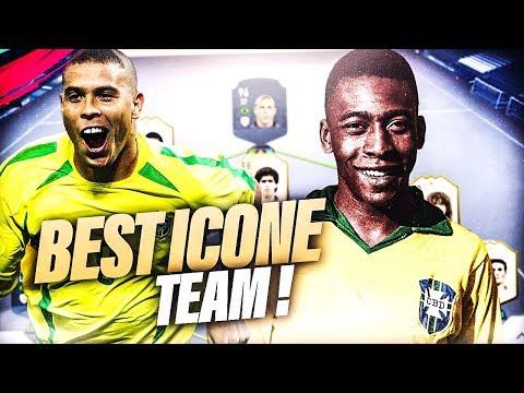 FIFA 19 - LA MEILLEURE FULL ICONE ?