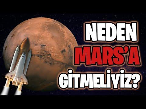 Mars'a Neden Gitmeliyiz? Neden Bir Uzay Programımız Olmalı?
