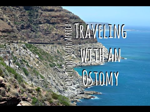 Traveling with an Ostomy: Cape Town, South Africa
