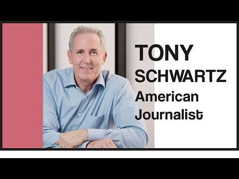 Tony Schwartz | Cambridge Union - YouTube