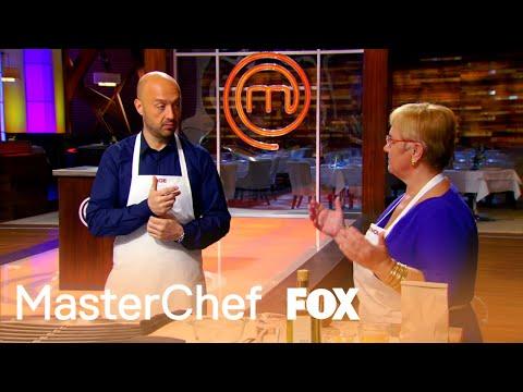 Joe's Brings His Mother To Work | Season 4 | MASTERCHEF