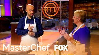 Joe's Brings His Mother To Work | Season 4 | MASTERCHEF