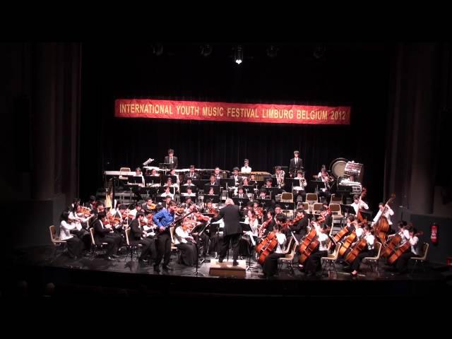 【香港青年愛樂樂團】赴比利時參賽樂曲  5.巴松管與樂隊