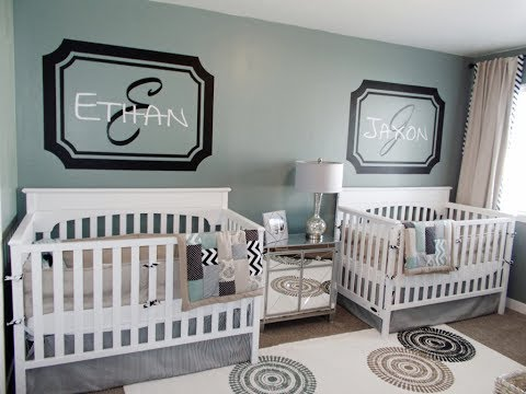 Twin Nursery Ideas Setting Up Your