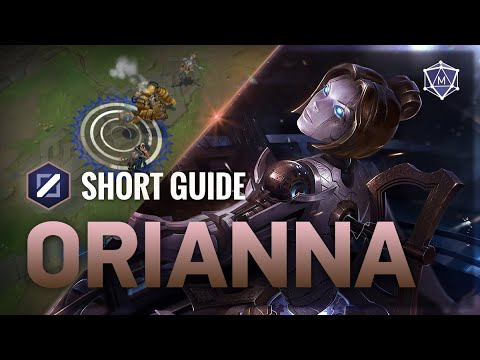 4 Minute Guide to Orianna Mid   Mobalytics Short Guides