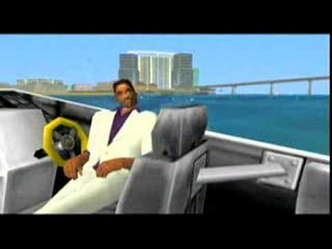 GTA Vice City Official Trailer (PC)