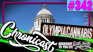 Olympia Cannabis - Chronicast #342