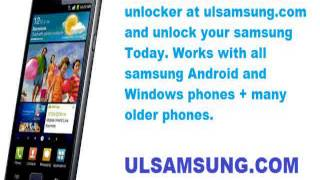 Free unlock samsung gt-s5230(Free unlock samsung gt-s5230 Unlock all Best out From your Samsung Phone. Remove your Operator's Limits with our Samsung Phone Unlocking software., 2013-03-16T05:54:23.000Z)
