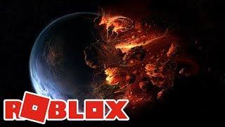 Dünyanın Sonu - Roblox Doğal Afetler / Han