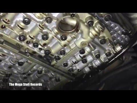 Audi S6 Tiptronic Getriebe Ölwechsel - V8-Getriebemaus - Tiptronic Ölwechsel