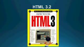 historia y evolucion de html
