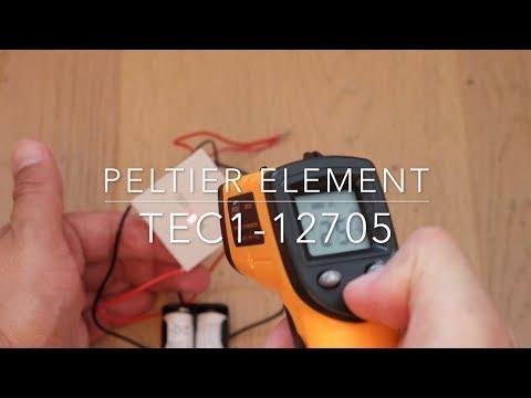 Peltier Element TEC1-12705