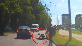 The Most Shocking Instant Karma Fails & Road Rage