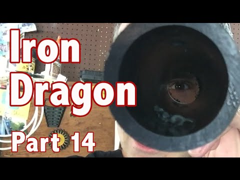 Iron Dragon Backyard Roller Coaster - Part 14