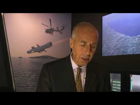 MBDA presents its new Coastal Defence System