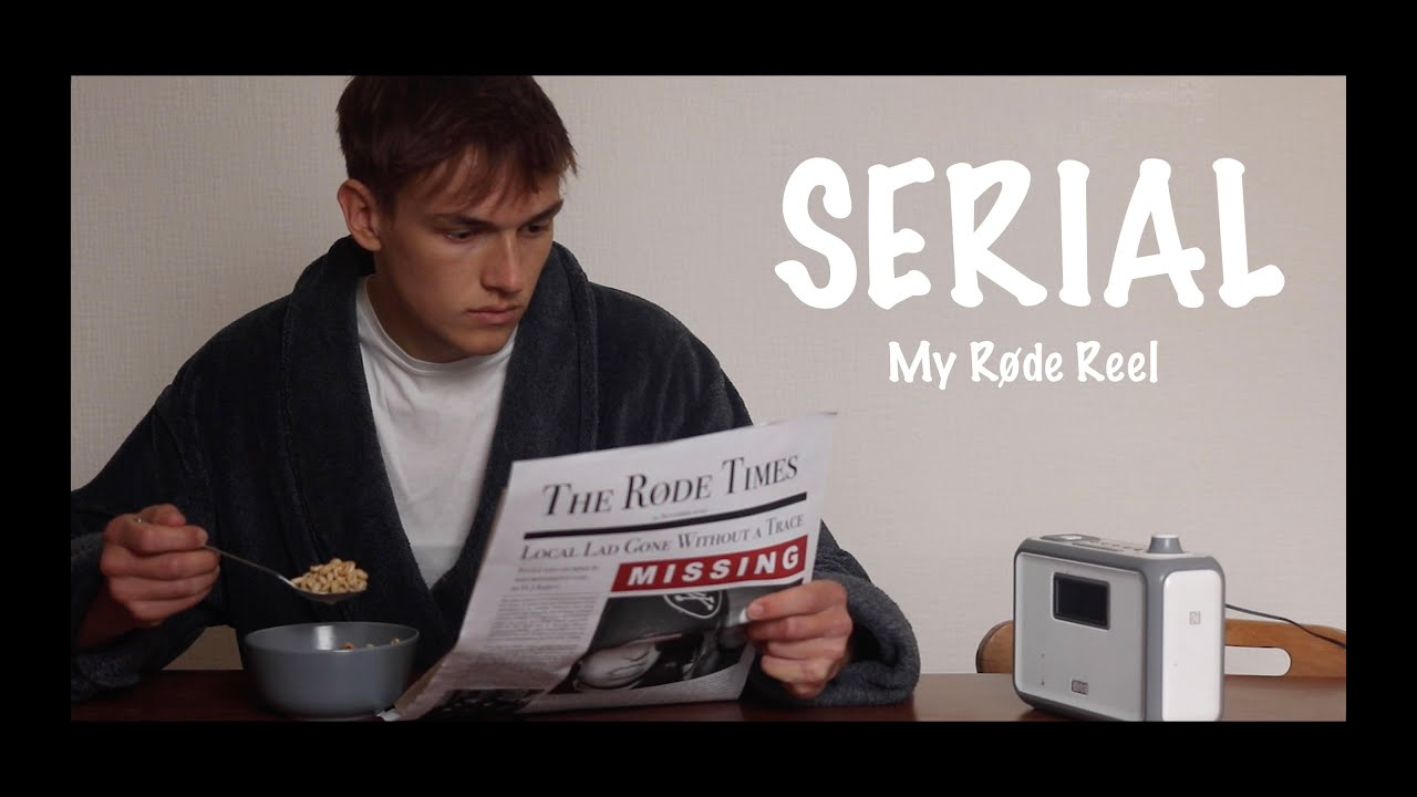 'SERIAL'  Short Film | My RØDE Reel 2020