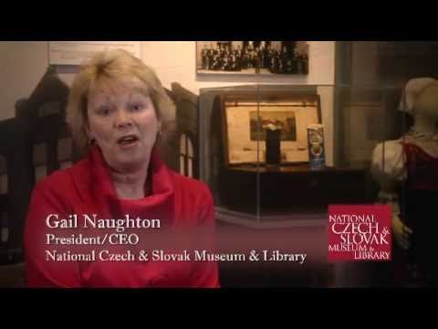 National Czech & Slovak Museum & Library introduction