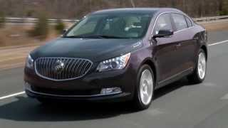 2014 Buick LaCrosse Overview -- U.S. News Best Cars