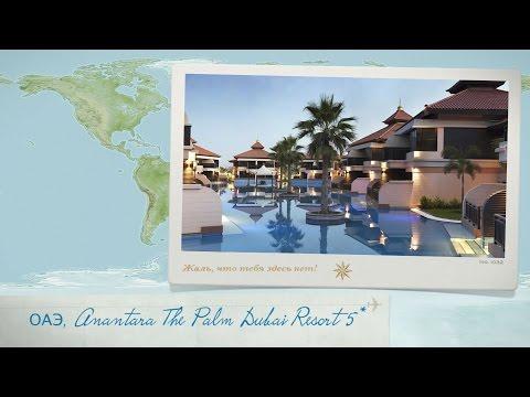 Обзор отеля Anantara The Palm Dubai Resort 5* ОАЭ (Дубай) от менеджера Discount Travel