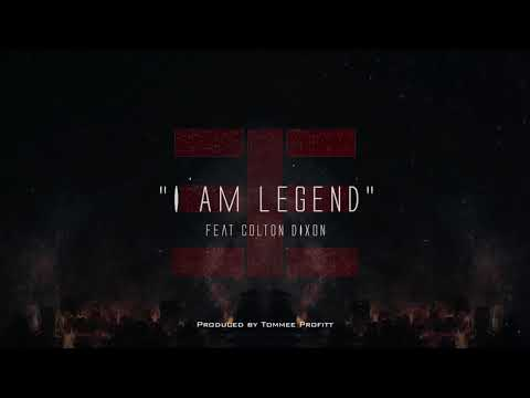 """I Am Legend"" (feat. Colton Dixon) // Produced by Tommee Profitt"