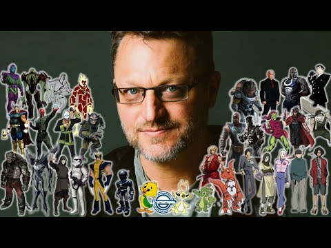 "Voice Showcase - ""Steve Blum"""