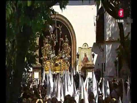 Salida Cristo Victoria - Hermandad de la Paz - 2011 - I Parte
