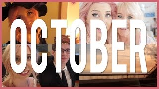 OCTOBER | Time Of The Month