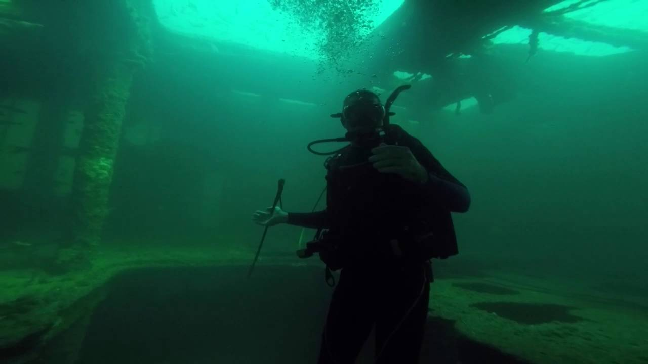 Diving The Uss Mindanao Daytona Beach